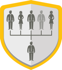 Employment Screening Icon Image